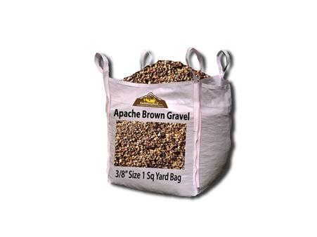 Apache Brown Gravel 3 8 Quot Quarry Fast Shipping Landscape