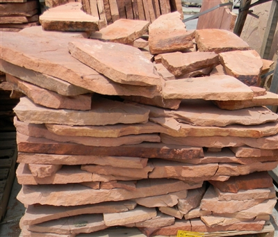 Rosa Flagstone Patio 1 3 4 Quot Quarry Fast Shipping